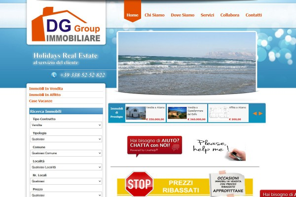 DG Group Immobiliare (TP)