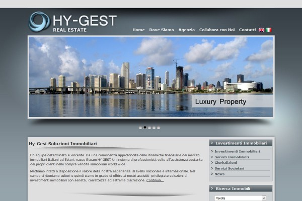 Hy-Gest Real Estate s.r.l. - Roma